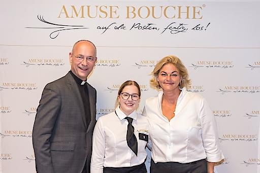Toni Faber bei Amuse Bouche Finale