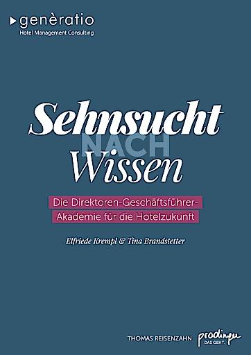 Broschüre der Direktoren-Geschäftsführer-Akademie