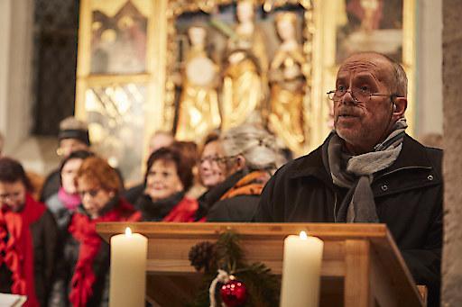 Alpiner Thermen-Advent Adventstunde