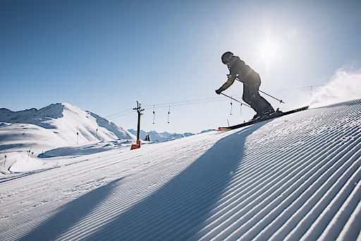 Skifahren in der Ferienregion TirolWest