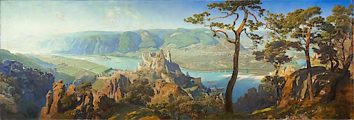 Wachau. Die Entdeckung eines Welterbes Landesgalerie Niederösterreich