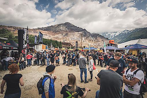1500 Teilnehmer und mehr als 40.000 Besucher machen das Erzbergrodeo zum renommiertesten Motorrad-Offroadevent der Welt