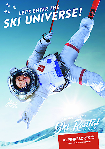 Explore the best Ski Rental - Brokkoli macht Hasselhoff zum Astronauten