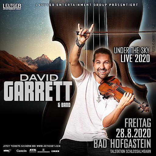 DAVID GARRETT - BAD HOFGASTEIN