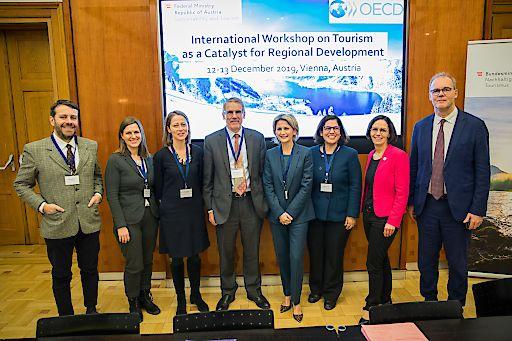 OECD Workshop im BMNT