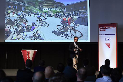 Neue Ideen werden vorgestellt, die dem Tourismus auch in sportlicher Hinsicht zu neuem Aufschwung verhelfen.