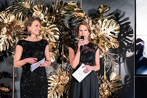 Susanne Hummel (links), Bianca Lehrner, Initiatorinnen des Austrian Wedding Awards