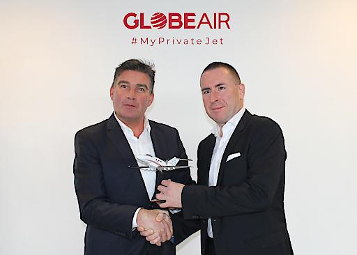 GlobeAir verstärkt die Aktivitäten im Leisure und Business Bereich mit Dieter Pammer.