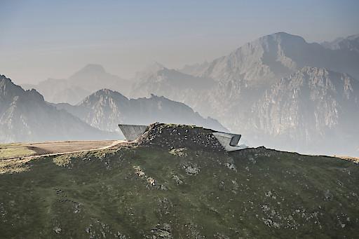 Messner Mountain Museum in Südtirol