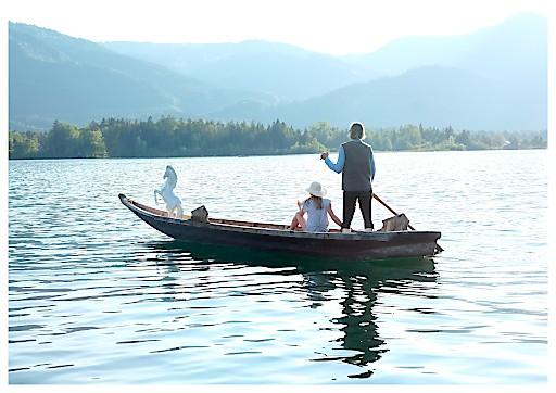 Traunerlfahren am Wolfgangsee