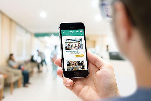 Mitarbeiter-Apps wie die von LOLYO erobern derzeit Österreichs Unternehmen.
