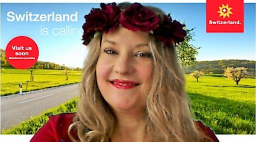 """""""Switzerland is calling""""-Hintergrund mit Gewinnerin Stephanie Wasem"""