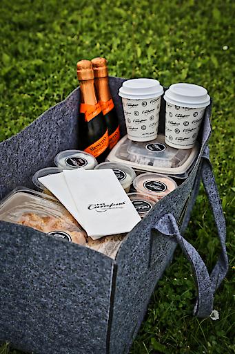DAS CAMPUS Social Distancing Brunch-Picknick