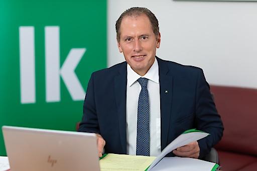 Josef Moosbrugger, Präsident der Landwirtschaftskammer Österreich