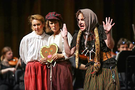 Familienkonzert Hänsel und Gretel