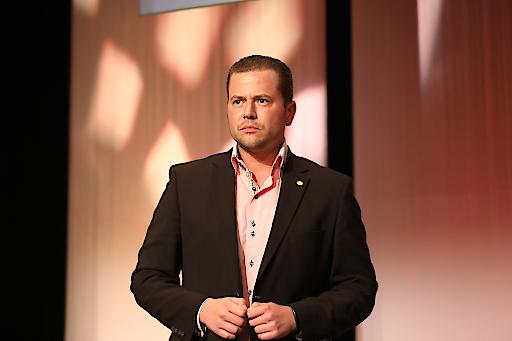 Bernhard Gily, neuer Co-Geschäftsführer bei bauernladen.at