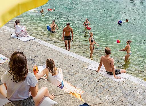 Riviera Summer Package von Basel Tourismus