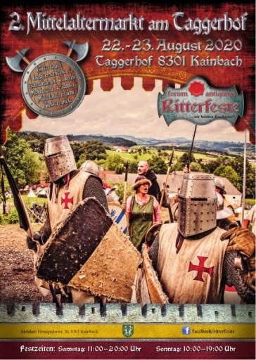 Mittelaltermarkt in der Steiermark am Taggerhof