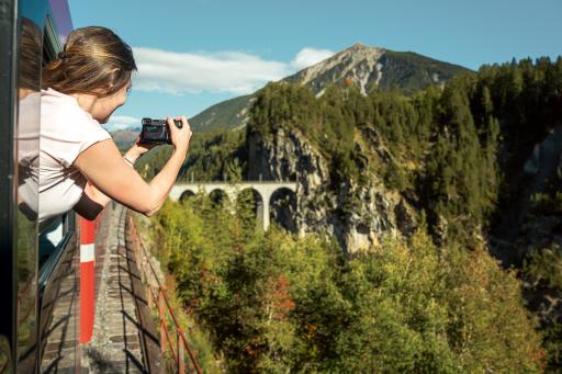 Switzerland Tourism | 2-für-1 Angebote für die Schweiz - RhB Viadukt