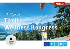 Bild zu Tiroler Wellness Kongress 2020