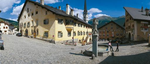 Unentdecktes Graubünden / Schweiz Tourismus/Christof Sonderegger