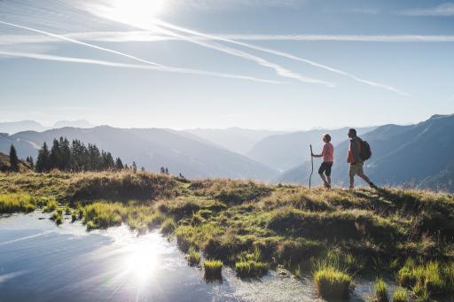 Spätsommer: Die beste Jahreszeit für Naturgenießer | saalbach.com, Mia Knoll