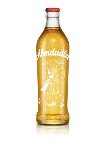Almdudler Original - 0,35l Formflasche