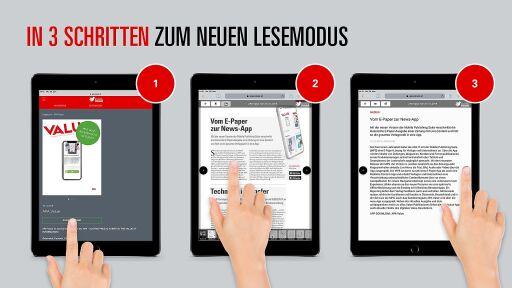 Österreichs größter digitaler Zeitungstand präsentiert sich unter www.kiosk.at jetzt mit einem optimierten Reader und weiteren neuen Features. Der von APA-Comm betriebene Austria-Kiosk bündelt österreichische und internationale Zeitungen, Zeitschriften und Magazine in digitaler Form auf einer benutzerfreundlichen Plattform und macht so ein vielseitiges Leseangebot von über 400 Titel mit nur einem Login verfügbar.