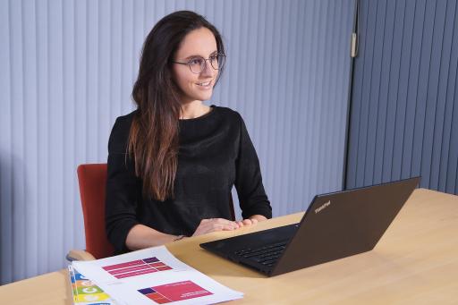 Im familiengeführten Hygieneunternehmen Hagleitner leitet Stefanie Hagleitner das Produktmanagement