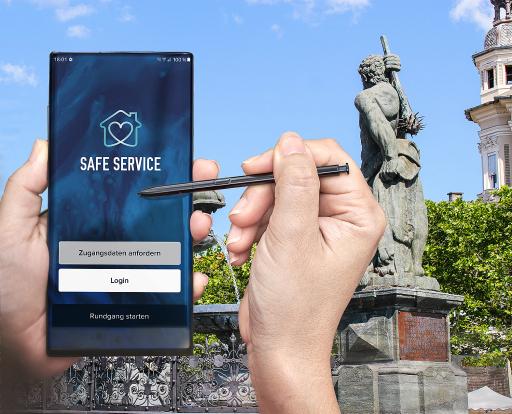Safe Service App Klagenfurt. E-Learning für mehr Sicherheit in Tourismus, Gastronomie und Handel.