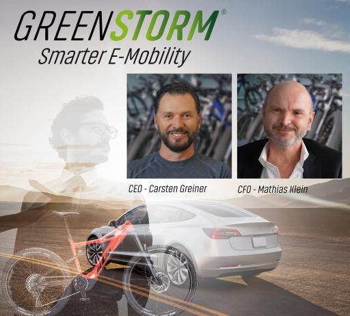 Greenstorm - smarter e-Mobility