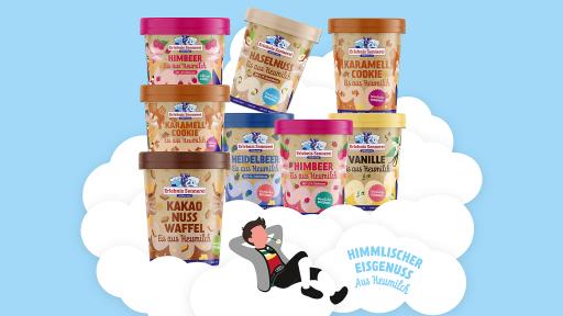 Himmlisch cremiger Eisgenuss – Produktübersicht 2