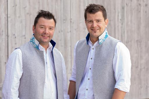 Christian & Heinrich Kröll – Geschäftsführer Erlebnissennerei Zillertal