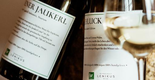 Wiener Jaukerl & Schluck Impfung - Bioweingut Lenikus