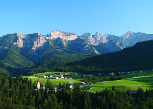 Mit Steinberg am Rofan und Göriach wächst die Bergsteigerdörfer-Familie in Österreich auf 22 Dörfer.