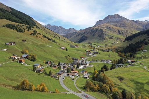 St. Antönien wird das erste Bergsteigerdorf in der Schweiz.