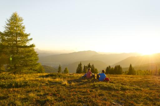 Herrliche Ausblicke gehören beim Wandern in der Region Villach - Faaker See - Ossiacher See einfach mit dazu.