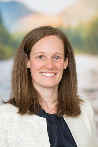Neue Geschäftsführerin der Österreich Werbung, Lisa Weddig.
