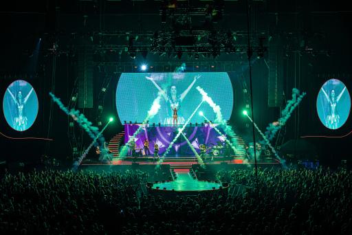 Andrea Berg MOSAIK Live Arena Tour