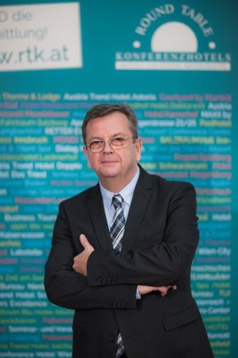 RTK-Präsident Mag. Thomas Ziegler