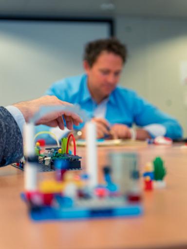 Lego Facilitator Raphael Frangi, www.raphaelfrangi.ch