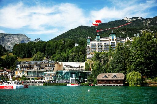 Re-Opening am Wolfgangsee