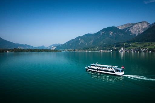Österreichs größte Binnenseeflotte startet in die Saison