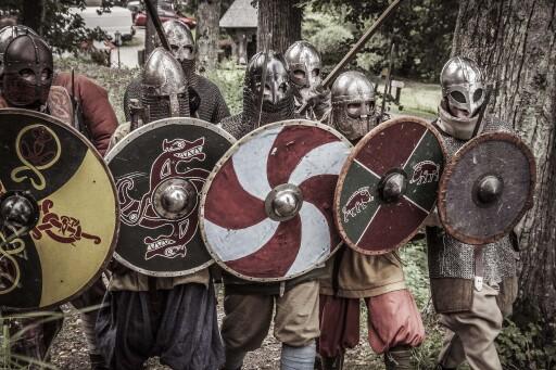 Spannender Ritterschaukampf für Jung und Alt