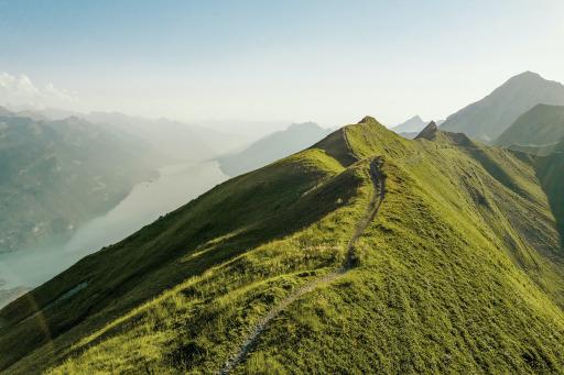 Brienzer Rothorn, Tell-Trail