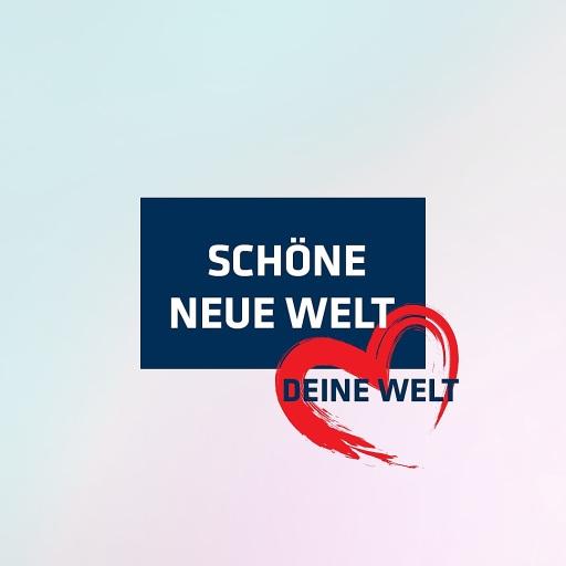 """Relaunch der Marke mit neuem Außenauftritt """"Schöne neue Welt – deine Welt"""" und Herz als Kernelement. MTEL Austria mit starkem Versprechen in die Zukunft: """"Wir sind gekommen um zu bleiben""""."""