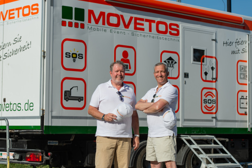 Erik Kastner (CEO MOVETOS Austria), Christoph Mistelbauer (COO MOVETOS Austria)