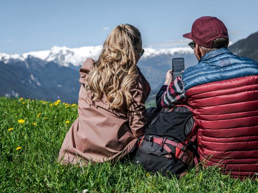Graubünden Reisebegleiter go.graubuenden.ch