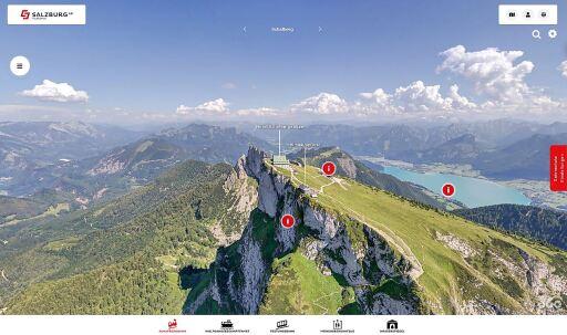 Beeindruckende Panoramatouren zu allen 5 Attraktionen