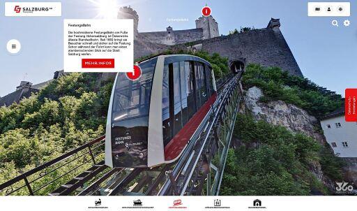 Wissenswertes zu den 5 Schätzen der Salzburg AG Tourismus